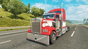 buy kenworth w900 kenworth w900 v1 2 for euro truck simulator 2