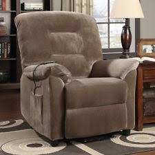 Brown Recliner Chair Coaster 601025 Brown Power Lift Recliner Chair Ebay