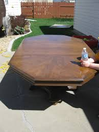 how to refinish a wood table refinishing wood table ideas thelonely interior