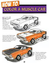 cartoon car drawing how to draw cartoon cars by george trosley cartech ct557