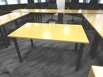 Sven Boardroom Table Large Maple Boardroom Table In 3 X Sections Used Office Tables