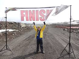 Do Continents Have Flags 12 Year Old Boy Completes Marathons On Each Continent People Com