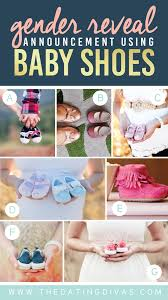 gender reveal announcements 100 gender reveal ideas from the dating divas