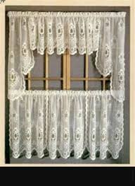 Kitchen Valances And Tiers by Ava