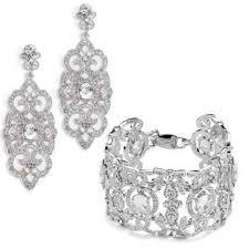 bracelet earrings set images Natalia bracelet and earring set jpg