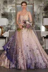 insanely romantic ombre ball gowns for wedding u2013 weddceremony com