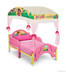 Toddler Bed Tent Canopy Dora The Explorer Toddler Bed Assembly Instructions Amusing Dora