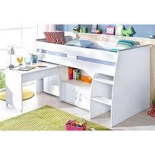 lit surélevé avec bureau lit avec bureau lit mezzanine bureau lit mezzanine avec bureau