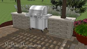 design grill grill station and outdoor kitchen designs mypatiodesign
