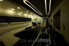 New Vanity Photos Shah Rukh Khan Gets A New Vanity Van Worth Rs 4 Cr See