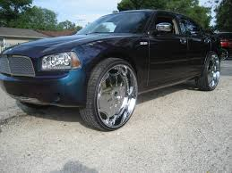 nissan armada on 28s another chitownsillest 2008 dodge charger post 3082569 by