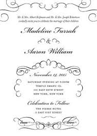 wedding invitations letter black and white letterpress wedding invitation letter