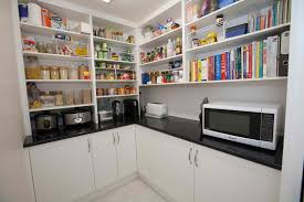 walk in pantry plan