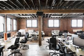 home office airbnb cool office design office interiors open plan