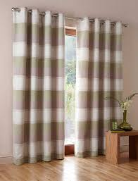 White And Brown Curtains Cool White And Brown Curtains And Newknowledgebase Blogs