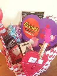 valentines day baskets gift baskets s diy gifts for boyfriend him
