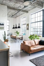 industrial lofts decorations urban loft bedroom ideas creative staircase design