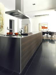 Marsh Kitchen Cabinets Rare Marsh Oak Clads This Bulthaup Island With Stainless Steel