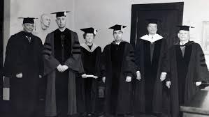 a history of inaugurations at towson university