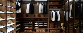 Dressing Wardrobe by Porro Spa Products Systems Dressing Room