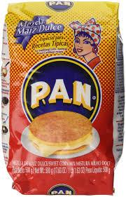 amazon com harina p a n white corn meal 1 kg 35 oz 2 lb 3 3 oz