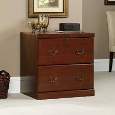 Wood Lateral File Cabinet Heritage Hill Lateral File 102702 Sauder