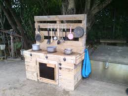 Pallet Furniture Kitchen Sand Pit Kitchen Stove And Oven Made Out Of Pallet My Projects