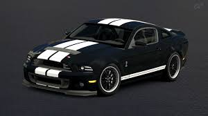 mustang shelby modified 2013 ford mustang shelby gt500 gran turismo 6 by vertualissimo