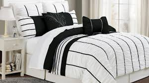 Grey Comforters Acumen Black White Comforters Sets Queen Tags White Bedding With