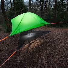 trillium camping hammock black mesh tentsile tree tents
