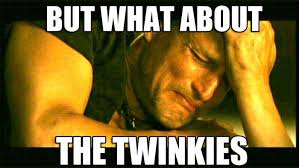 Twinkie Meme - image 437860 hostess bankruptcy no more twinkies know your meme