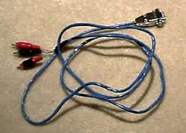 vga cable from cat5