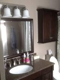 bathroom lighting over sink ratio to vanity size