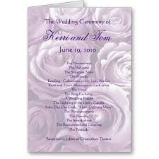 customized wedding programs 8 best wedding programs images on wedding programs