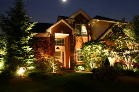 outdoor lawn lights landscaping lights illuminate your house u2013 carehomedecor
