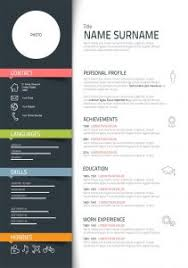 Modern Resume Example by Resume Template Sample Cover Letter Download Word Open Office