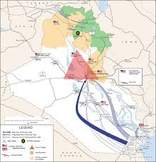 Sas Route Map by 2003 Invasion Of Iraq Order Of Battle Wikipedia