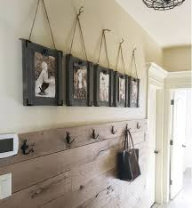 hanging picture frames ideas decorating rustic diy hanging frames wall 20 rustic wall