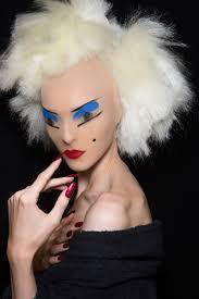 schizo disco plastic pulp soho club u201d was the makeup vibe at