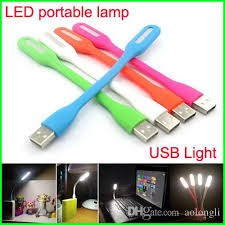 2017 portable usb led light bendable mini emergency bar light 1 2w
