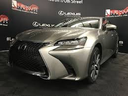 light gray lexus used 2018 lexus gs 350 4 door car in edmonton ab l13982