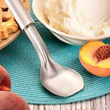 ice cream scoop large stainless steel scoop rada cutlery