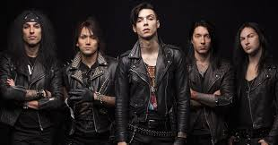 black veil black veil brides asking alexandria announce 2018 co