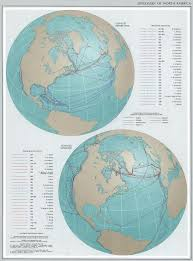 North America Map 1700 by Map Of The Discovery Of North America
