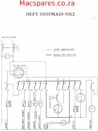 wiring diagram dishwashers macspares wholesale spare parts