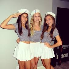 Broke Girls Halloween Costume