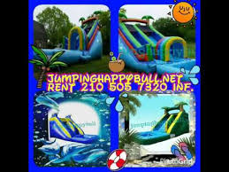 san antonio party rentals jumping happy bull 210 505 7320 party rental in san antonio tx