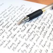 free brush pen calligraphy worksheet the postman u0027s knock