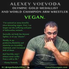 Vegan Meme - vegan health bodybuilder olympic gold medallist end trophy
