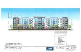 Rahway Plaza Apartments Floor Plans New Concept Plan For Center Circle Site Rahway Rising